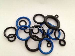 Waterproof Flat Rubber O Ring pictures & photos