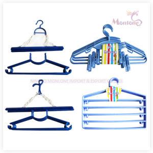 29.5cm Wholesale Laundry Hanger Clothes Plastic Hanger pictures & photos