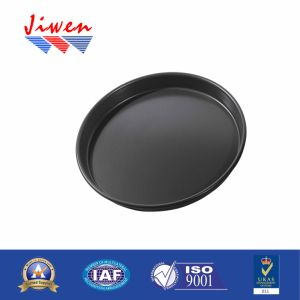 Factory Wholesale Custom Aluminum Pizza Pan pictures & photos