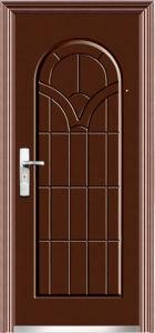 Security Steel Door for Nigeria (WX-S-159) pictures & photos