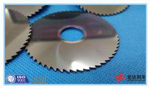 Tungsten Carbide V-Cut Saw Blade pictures & photos