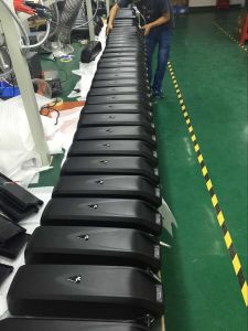 Lithium Battery Pack with Bluetooth BMS 48V 10.4ah for Electric Bicycle Ebike pictures & photos