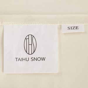 Taihu Snow Silk Natural Luxurious Soft Smooth Silk Bedding Pillowcase pictures & photos