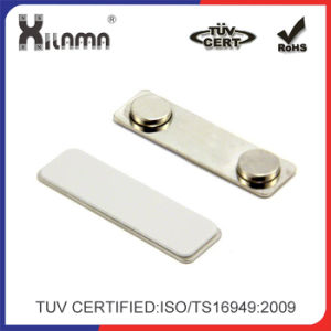 High Quality Metal Magnetic Badge Holders Neodymium Magnetic Name Badge pictures & photos