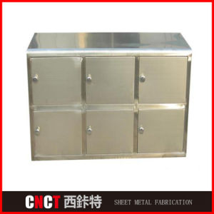 China OEM Custom Sheet Metal Transport Box pictures & photos