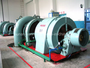 Hydropower Micro Francis Turbine Generator Sfw-400 400kw 0.4kv/ Hydropower Turbine/ Hydro (Water) Turbine pictures & photos