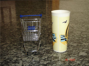 Gift Trolley, Mini Trolley, Shopping Trolley, Mini Toy Cart (JT-E22) pictures & photos