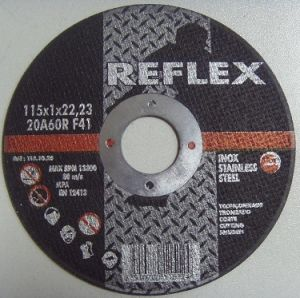 Abrasive Thin Cutting Disc Stainless Steel Dia. 100mm