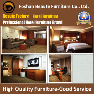 Hotel Furniture/Chinese Furniture/Standard Hotel King Size Bedroom Furniture Suite/Hospitality Guest Room Furniture (GLB-0109832) pictures & photos