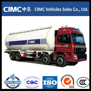 Foton Auman 8*4 Bulk Cement Tank Truck pictures & photos