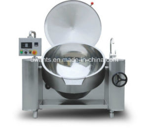 Full-Automatic Industrial Cooking Pot pictures & photos