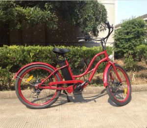 Big Power Beach Cruiser Bike with Electric Asistant pictures & photos