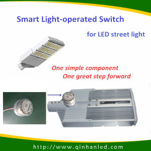 IP65 50W/60W Smart Light-Operated LED Outdoor Road Lighting pictures & photos
