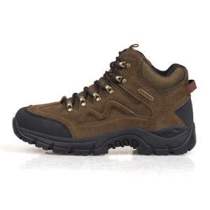 Hiking Boots Trekking Waterproof Outdoor Training Shoes Men Women (AK8944) pictures & photos
