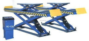 High Quality Wheel Alignment Scissor Car Lift with CE pictures & photos
