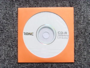 80g Blank CD DVD Paper Sleeve pictures & photos
