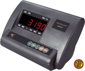 Ntep Approval Weighing Indicator with LED Display (XK3190-A12E)
