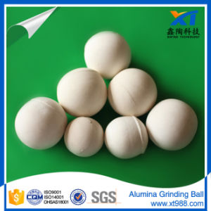 90%, 92%, 95% Al2O3 High Alumina Grinding Ball pictures & photos
