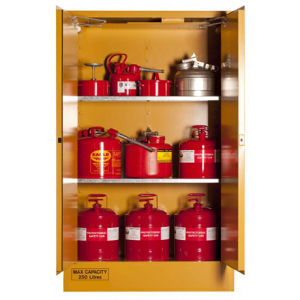 Westco 250L Flammable Liquid Safety Storage Cabinet (As1940-2004 Compliant) pictures & photos