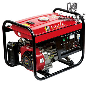5000W 13HP 220 Volt China Made Gasoline Generator pictures & photos