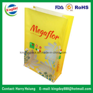 Flat /Square Bottom Bag for Food Packing