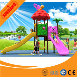 Customized Colorful Multi-Functional Outdoor Playground Amusement Outdoor Playground pictures & photos