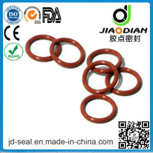 Can Resist High Pressure Silicone O Ring (O-RING-0119) pictures & photos