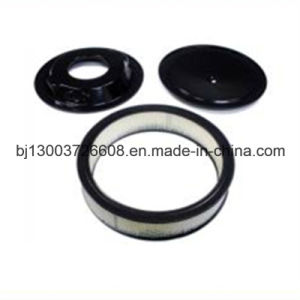 CNC Precision Machining Metal Mild Steel Air Filter Cover pictures & photos