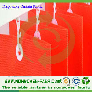 40-100GSM Nonwoven Medical Curtain Fabric pictures & photos