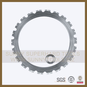 350mm 400mmlaser Welded Diamond Ring Saw Blade for Concrete pictures & photos