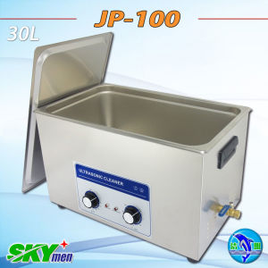 Industrial Assemblies Industrial Instruments Ultrasonic Cleaning Machine with Drainage 30L pictures & photos