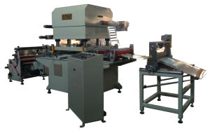 Automatic Hydraulic Press Car Sticker Cutting Machine pictures & photos