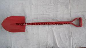 Good Quality High Carbon Steel Handle Shovel Shovel pictures & photos