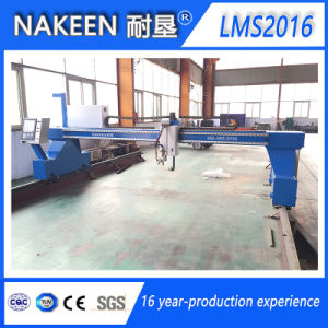 Gantry CNC Gas Steel Cutting Machine for Thick Plate pictures & photos