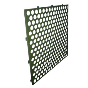 Wall Cladding Perforated Aluminum Sheet for Facade Decoration pictures & photos
