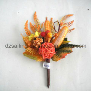 Pick Flowers for Halloween, Fall and Harvest Decoration (SFH10550) pictures & photos