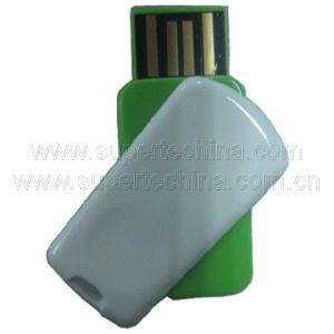 Mini Swivel UDP USB Flash Drive (S1A-8205C) pictures & photos