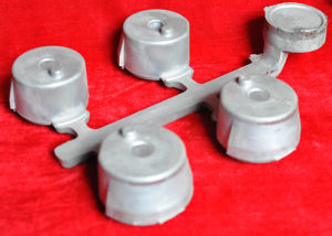 House Use Rack Aluminum Die Casting Parts