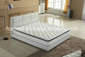 100% Cotton Fabric Memory Mattress ABS-1801 pictures & photos