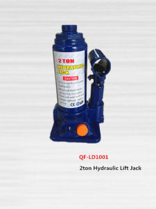 2ton Hydraulic Lift Jack Bottle Jack pictures & photos