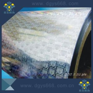 High Quality Hot Stamping Foil Customized Design pictures & photos