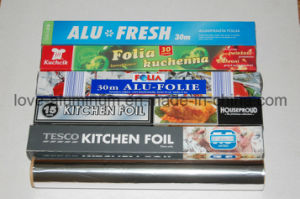 Bulk Aluminum Foil Roll pictures & photos