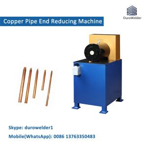 copper end forming machine