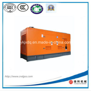 Shangchai 165kw/206.5kVA Water-Cooled Soundproof Generator pictures & photos
