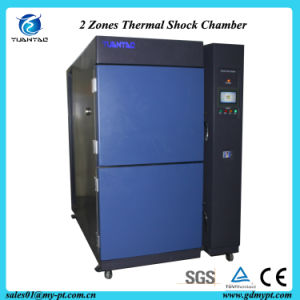 Water Cooling Type Moving up and Down Thermal Shocking Chamber pictures & photos