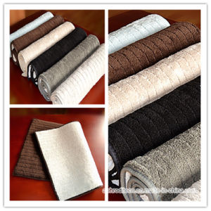 Microfiber Pure Polyester Soft Chenille Rug pictures & photos