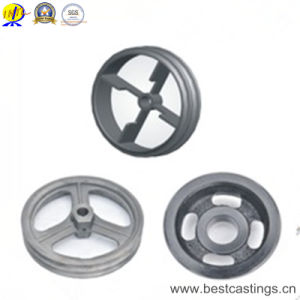 OEM Custom Cast Iron Flywheel with Sand Casting pictures & photos