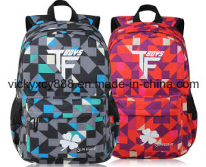 Fashion Casual Leisure Shopping Travel Student School Bag Backpack (CY3393) pictures & photos