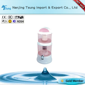 Water Purifier of Mineral Pot 16L Pink Color pictures & photos