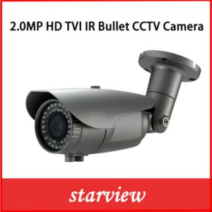 2MP Tvi IR Bullet CCTV Cameras Suppliers Waterproof Security Camera pictures & photos